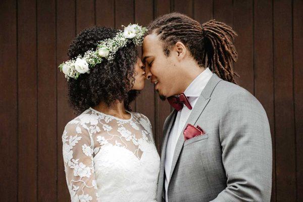 Hochzeitsreportage Muenchen Brautpaar