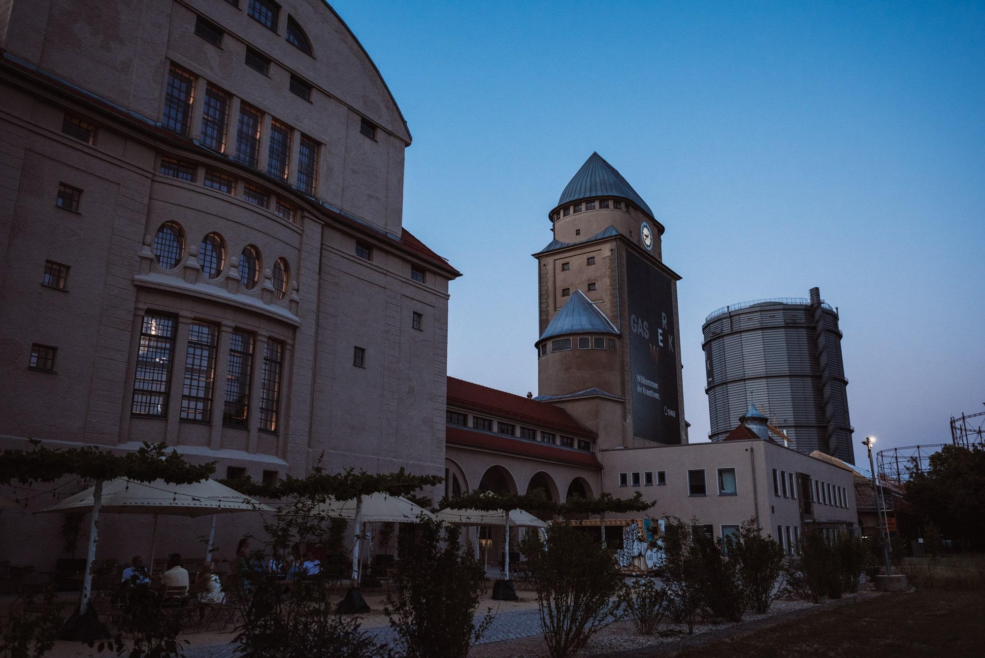 Gaswerk Augsburg